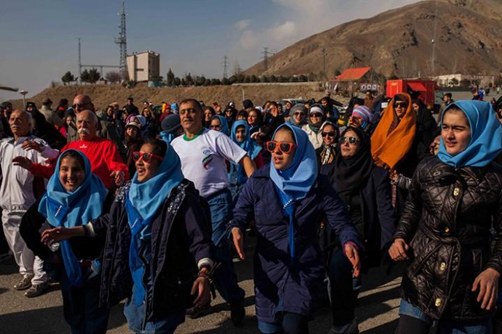 گزارش تصویری اردوی توچال